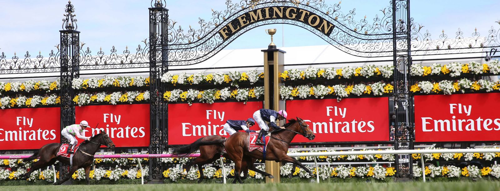 Full steam ahead for the 2020 Melbourne Cup
