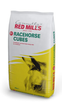 RED MILLS 14% Racehorse Cubes