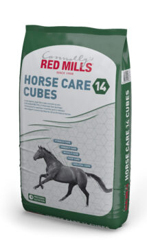 RED MILLS Horse Care 14 Cubes