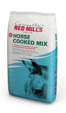 RED MILLS Horse Cooked Mix