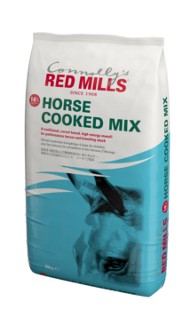 RED MILLS 14% Horse Cooked Mix