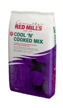 RED MILLS 10% Cool 'N' Cooked Mix