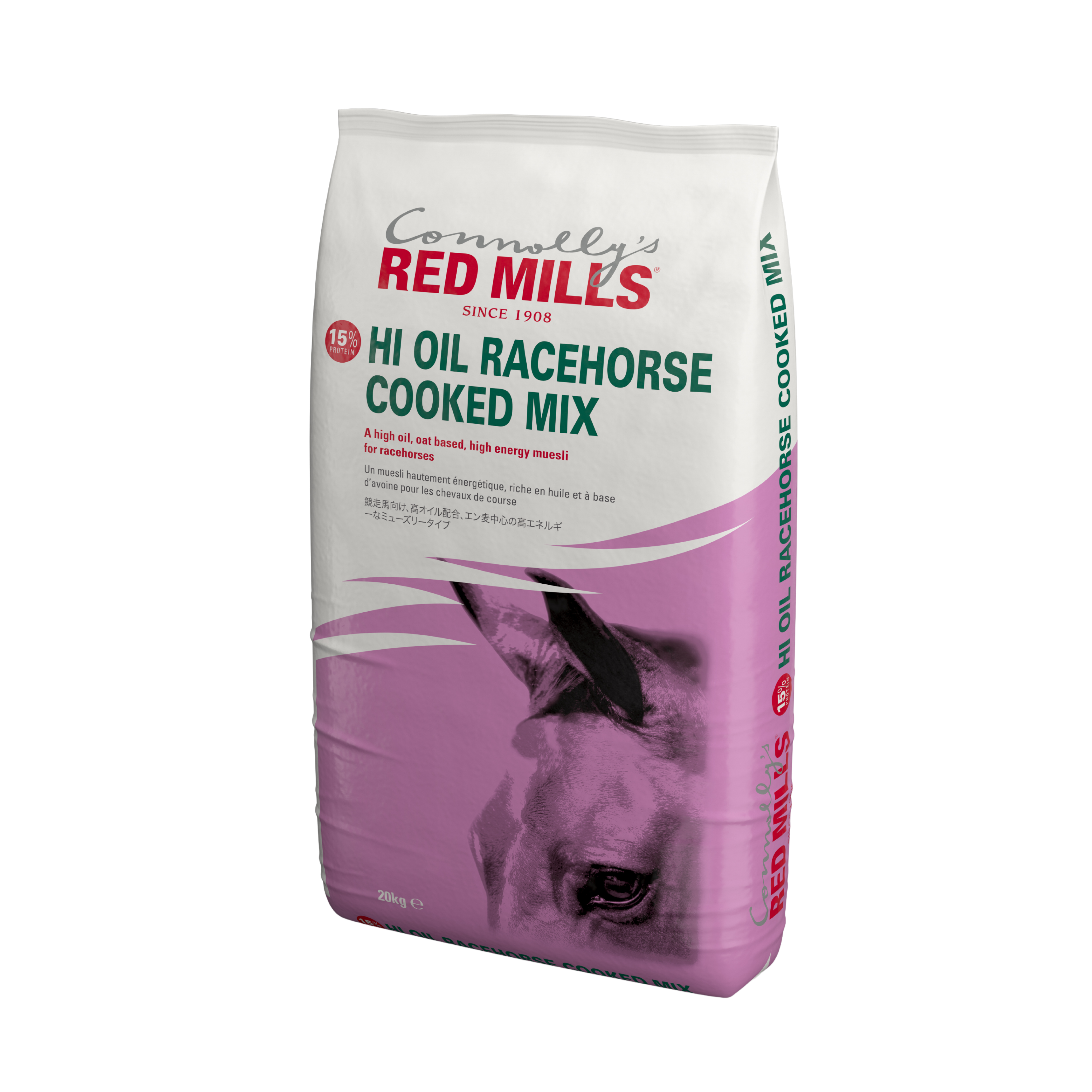 RED MILLS 15% Hi Oil Racehorse Mix