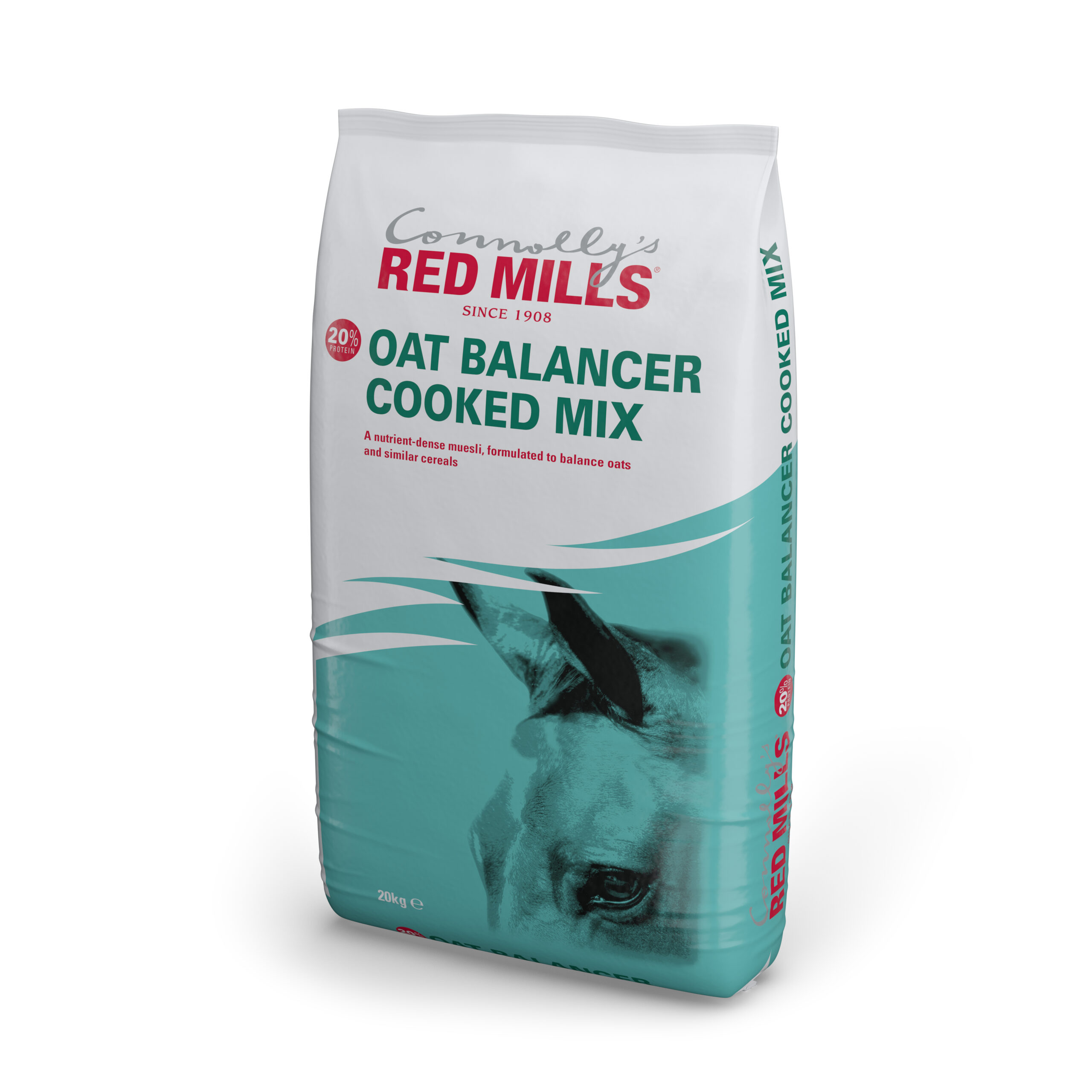 RED MILLS 20% Oat Balancer Cooked Mix