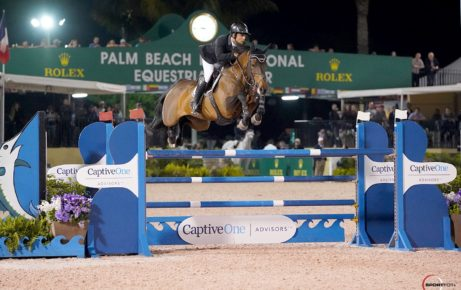 MHS Attraction and  Sergio Alvarez Moya take victory in $134,000 Final at the Winter Equestrian Festival