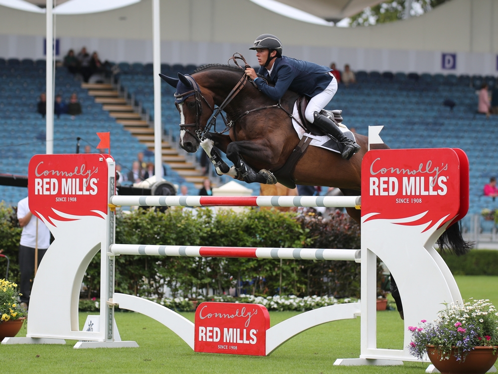 Brilliant Bertram wins $401,000 Lugano Diamonds Grand Prix CSI5*
